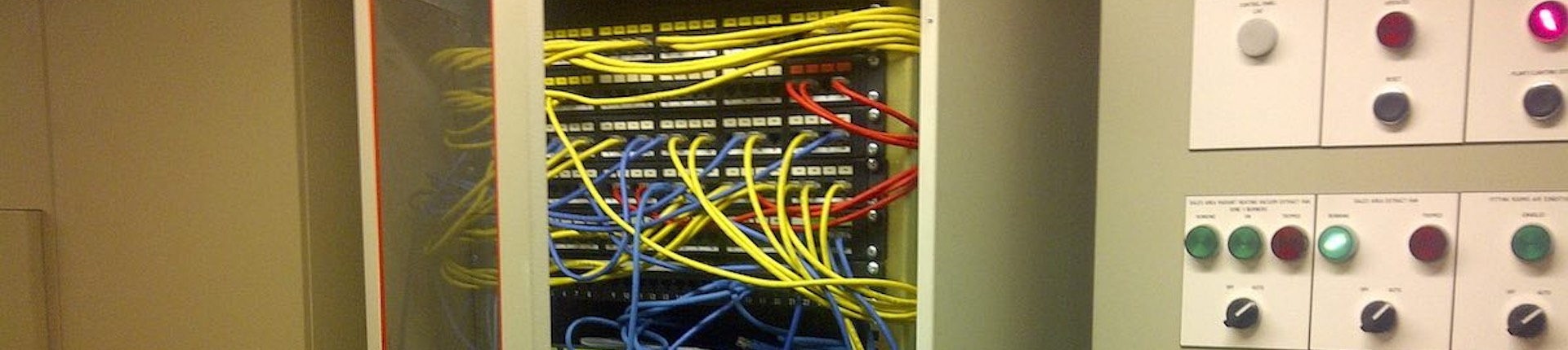Control It Data Communications Structured Wiring Systems Image Controlits Capabilities Include The Installation Of Cabling